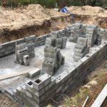 Etapes de la construction