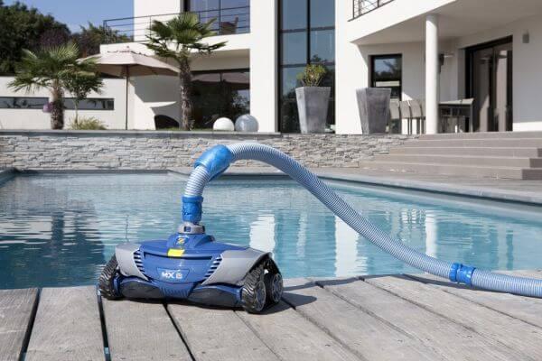 Robot d'aspiration 1