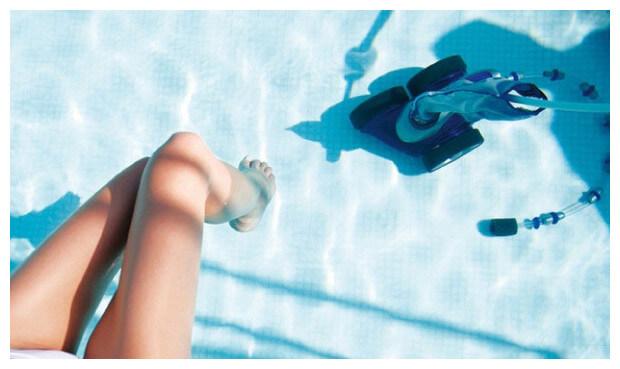 Robot de piscine surpresseur 1