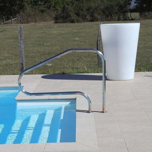 Rampe de piscine 1